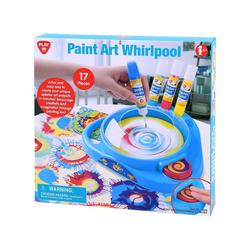 Playgo Malvorlage Paint Art Whirlpool