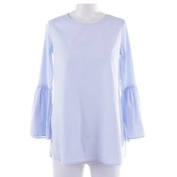 Soluzione Damen Bluse hellblau, Größe 34, 5019551