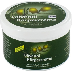 OLIVENÖL KÖRPERCREME 250 ml