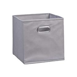 Box FURORE grau(BHT 32x32x32 cm) Zeller
