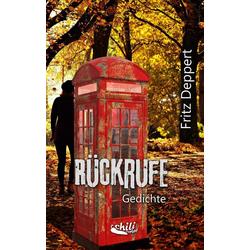 Rückrufe als Buch von Fritz Deppert