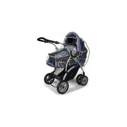 Reer Kinderwagen-Regenschutzhülle Regenverdeck für Kinderwagen