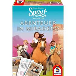 Schmidt Spiele Spiel, Kartenspiel Schmidt - DreamWorks - Spirit - Abentuer in Miradero Spiel