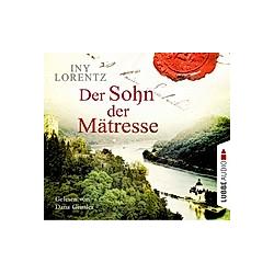 Der Sohn der Mätresse  6 CDs - Hörbuch