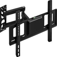 """Tectake TV Wandhalterung neigbar, schwenkbar für 26"""" (66cm) - 55"""" (140cm), VESA max.: 400x400, bis 60kg"""