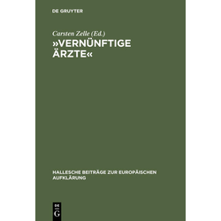 »Vernünftige Ärzte« als Buch von Carsten Zelle
