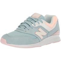 WL 697 Women's light blue-rose/ white, 37