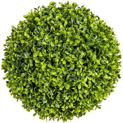 Kunstpflanze Buchsbaumkugel Buchsbaum, Creativ green, Höhe 25 cm
