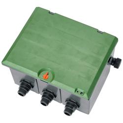 GARDENA Bewässerungssteuerung Ventilbox V3, 01255-20, für bis zu 3 Bewässerungsventile
