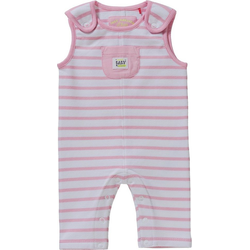 Latzhose Overall lang - Overalls - unisex rosa 50/56