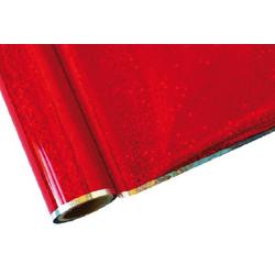 Heißprägefolie ROKP73 GLITTER RED