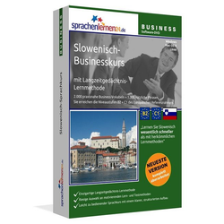 Slowenisch-Businesskurs DVD-ROM