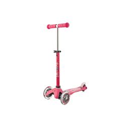 Micro Scooter Mini Micro Deluxe pink Kickboardreifen - PU Reifen, Kickboardfarbe - Pink, Kickboardart - Kickboard 2-5 Jahre,