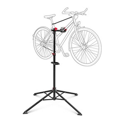 relaxdays Fahrrad-Montageständer für Fahrräder