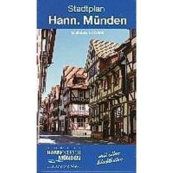 Hannoversch Münden 1 : 10 000 - Buch