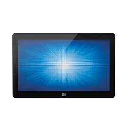 """1502L - 15.6"""" Touchmonitor mit Standfuss, kapazitiv, entspiegelt, USB, HD, schwarz"""
