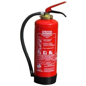 Feuerlöscher Gloira PEP6 GA Auflade Feuerlöscher 6 KG ABC Pulver