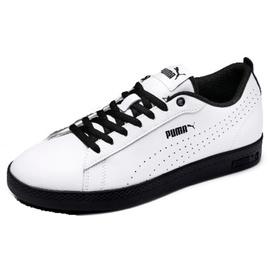 Puma Smash V2 L Perf Wmns white-black/ black, 40