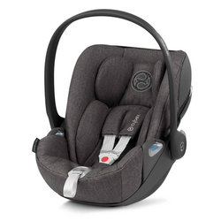 CYBEX Cloud Z i-Size Babyschale Soho Grey Plus