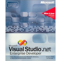 Visual Studio.NET Enterprise Developer 2003, mise à  jour [Import]