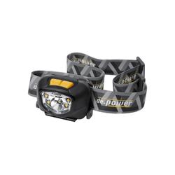 de.Power Stirnlampen Stirnlampe DP-801 AAA-C
