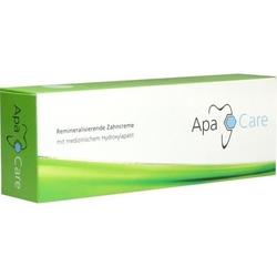 APACARE Zahncreme 75 ml