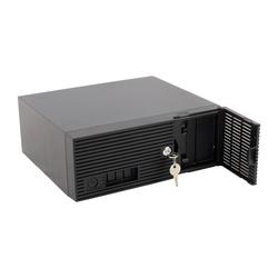 BoxPOS i3 - Kassencomputer mit Intel Core i3 Prozessor, 4GB RAM, 64GB SSD, schwarz