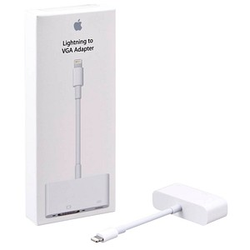 Apple Lightning/VGA Adapter Lightning auf VGA Adapter  0,16 m