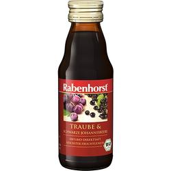 RABENHORST Traube & schw.Johannisbeere Bio mini 125 ml