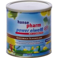 Hansepharm Power Eiweiß plus Schoko