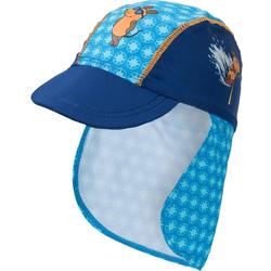Playshoes Sonnenhut PLAYSHOES Mütze MAUS mit UV Schutz 50+ 51