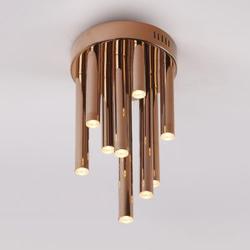 Deckenlampe-LED ORGANIC Kupfer
