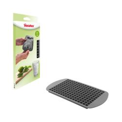Metaltex Eiswürfelform aus Silikon für Mini-Eiswürfel, Form für Mini-Eiswürfel/Crushed Ice, 1 Packung = 1 Form für 160 Eiswürfel