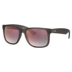 Ray Ban  Justin RB 4165 606/U0 55/16 Grey