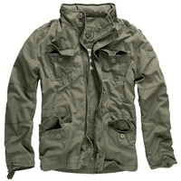 Brandit Textil Britannia Jacket oliv XL