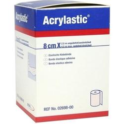 ACRYLASTIC 8 cmx2,5 m Binden 1 St.