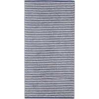 Handtuch CAMPUS Baumwolle blau CAWÖ 955-17 50x100 (BL 50x100 cm) Cawö Frottier