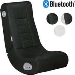 Wohnling Soundchair LevelOne mit Bluetooth Musiksessel mit Lautsprechern Multimediasessel