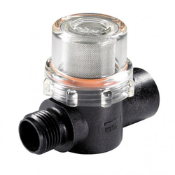 Shurflo Wasserfilter für Shurflo Pumpen schraubbar