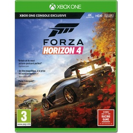 Microsoft Xbox One X 1TB + Forza Horizon 4 + Forza Motorsport 7 (Bundle) (EU Import)