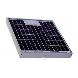 Solar Modul »Power« Elektrozaungerät Solarpanel · 12v, 20 Watt