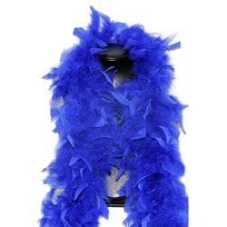blaue Federboa
