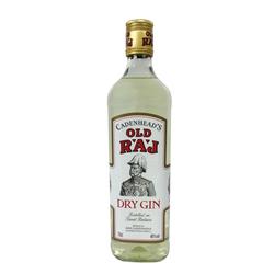 Cadenhead's Old Raj Dry Gin 0,7L (46% Vol.)