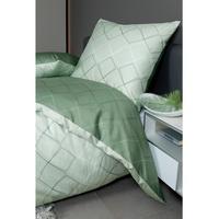 jade/waldgrün 135 x 200 cm + 80 x 80 cm