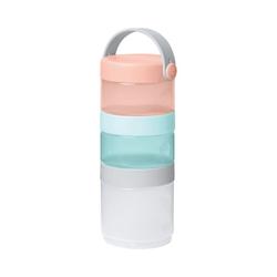 Skip Hop Aufbewahrungsbox Babynahrungsbehälter, multicolor