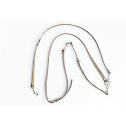 DOGSCODE Tier-Halsband, Beta Biothane, Profi-Ausrüstung grün 1.6 cm x 180 cm