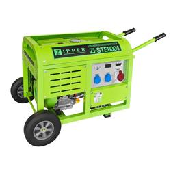 Zipper ZI-STE8004 Stromerzeuger 9300 Watt Stromaggregat Notstromaggregat Generator 230/400V