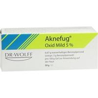 Linola Aknefug Oxid Mild 5% Gel 50 g