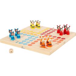 Legler Spiel, Familien-Brettspiel Ludo Tiere