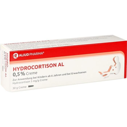 Hydrocortison AL 0.5 % CRE